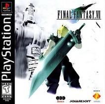 Picture of a game: Final Fantasy VII