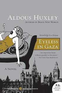 Picture of a book: Eyeless In Gaza