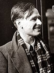 Picture of an author: Christopher Isherwood