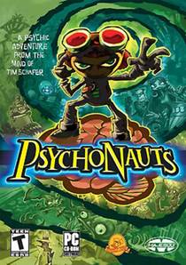 Picture of a game: Psychonauts