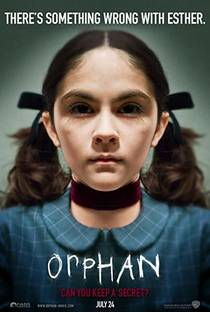 Picture of a movie: Orphan
