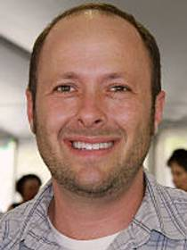 Picture of an author: Jay Asher