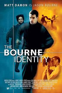 Picture of a movie: The Bourne Identity