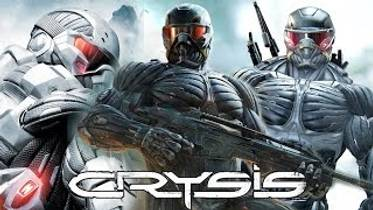 Picture of a game: Crysis