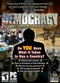 Picture of a game: Democracy 3