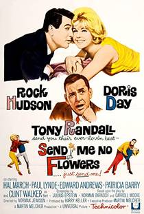 Picture of a movie: Send Me No Flowers