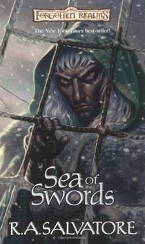 Picture of a book: Sea Of Swords