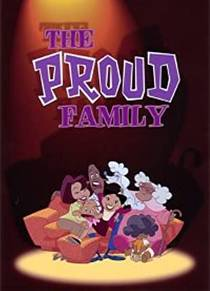 Picture of a TV show: The Proud Family
