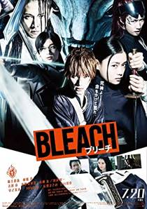 Picture of a movie: Bleach
