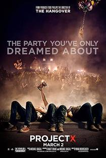 Picture of a movie: Project X