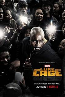 Picture of a TV show: Luke Cage