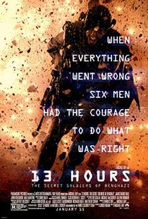 Picture of a movie: 13 Hours