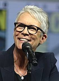 Picture of an author: Jamie Lee Curtis