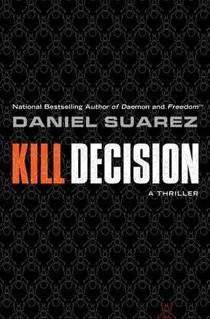 Picture of a book: Kill Decision