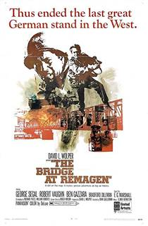 Picture of a movie: The Bridge At Remagen