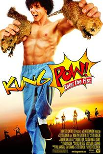 Picture of a movie: Kung Pow: Enter The Fist