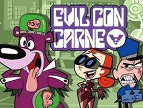 Picture of a TV show: Evil Con Carne