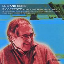 Picture of a band or musician: Luciano Berio