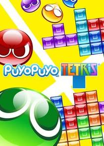 Picture of a game: Puyo Puyo Tetris