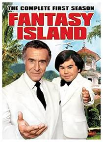 Picture of a TV show: Fantasy Island