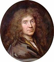 Picture of an author: Molière