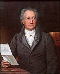 Picture of an author: Johann Wolfgang Von Goethe