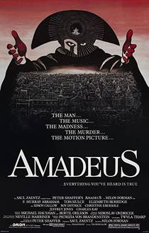 Picture of a movie: Amadeus