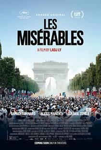 Picture of a movie: Les Misérables