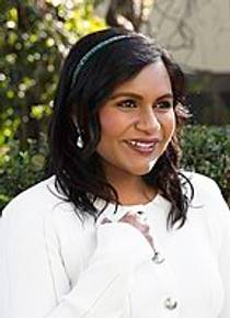 Picture of an author: Mindy Kaling