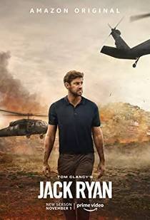 Picture of a TV show: Jack Ryan