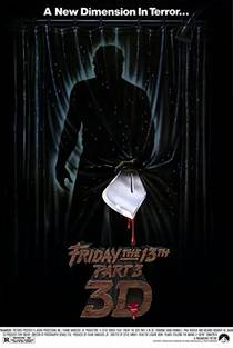 Picture of a movie: Friday The 13th: Part III