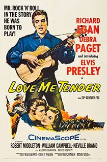 Picture of a movie: Love Me Tender