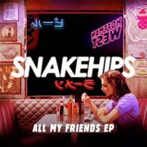 Picture of a band or musician: Snakehips