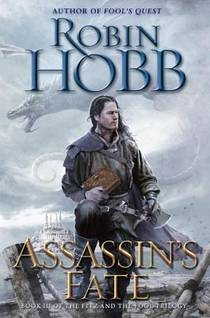 Picture of a book: Assassin's Fate