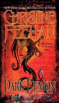 Picture of a book: Dark Demon