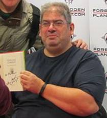 Picture of an author: Ben Aaronovitch