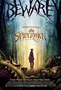 Picture of a movie: The Spiderwick Chronicles