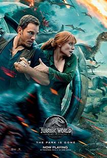 Picture of a movie: Jurassic World: Fallen Kingdom
