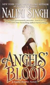 Picture of a book: Angels' Blood