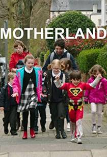 Picture of a TV show: Motherland