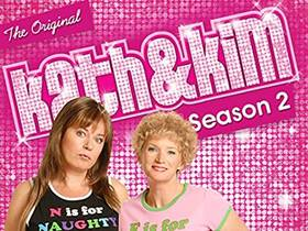 Picture of a TV show: Kath & Kim