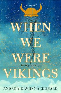 Picture of a book: When We Were Vikings