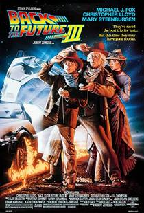 Picture of a movie: Back To The Future Part III