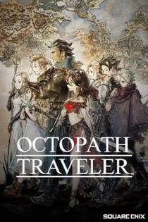 Picture of a game: Octopath Traveler