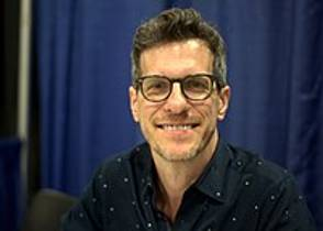 Picture of an author: Brian Selznick