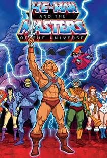 Picture of a TV show: He-Man And The Masters Of The Universe