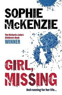 Picture of a book: Girl, Missing