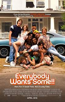 Picture of a movie: Everybody Wants Some