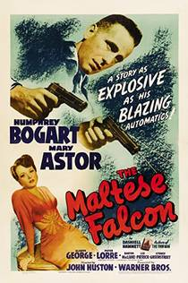 Picture of a movie: The Maltese Falcon