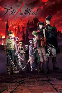 Picture of a TV show: Akame Ga Kill!